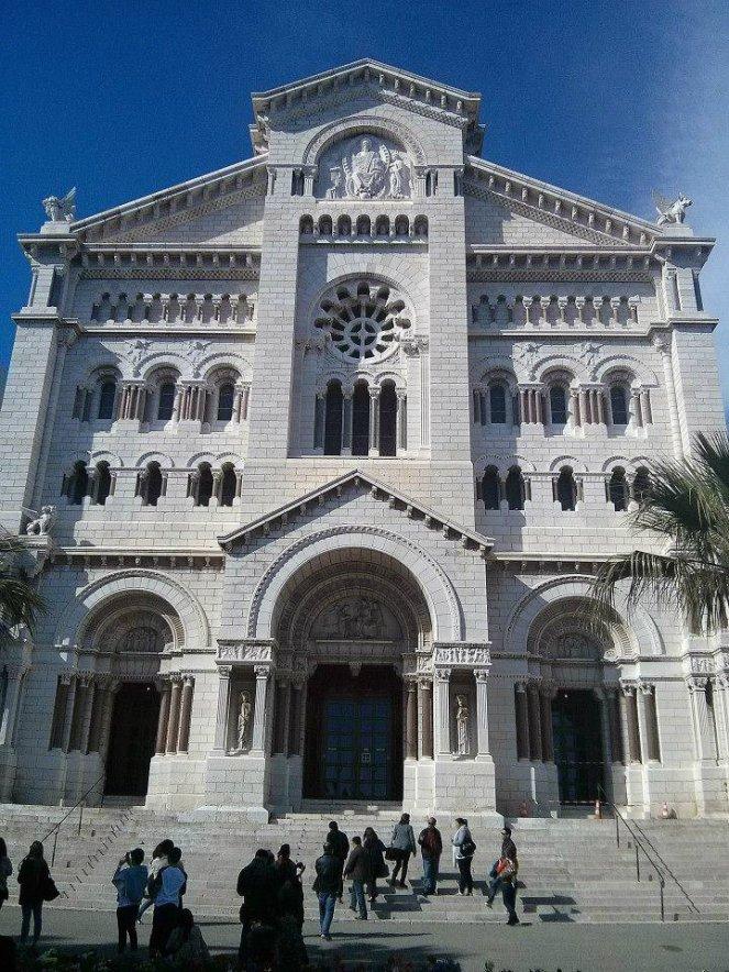 catedral de monte carlo