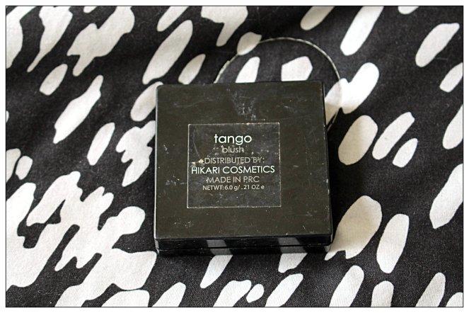 my top six favorite blushers tango 2