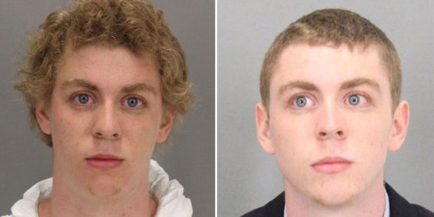 Brock Turner mug shot