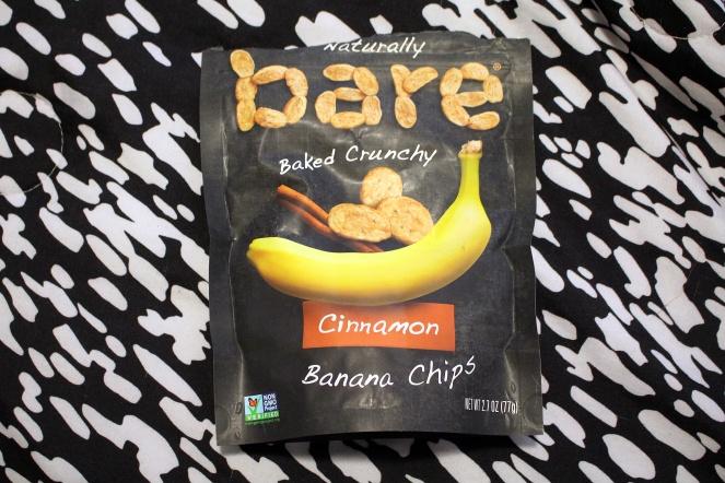bare banana chips