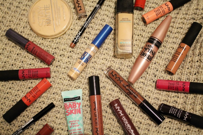 drugstore makeup haul 2