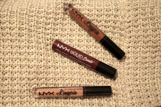 NYX Liquid Lips
