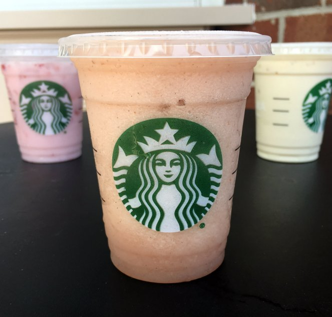 Red Starbucks Drink