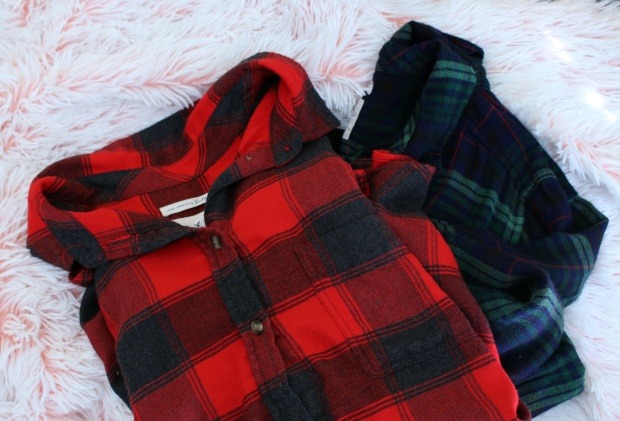 AE Flannels