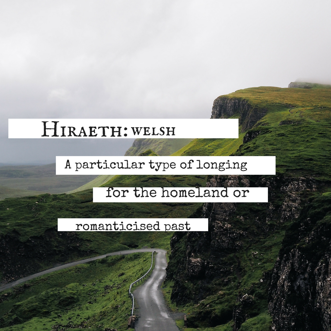 Most beautiful words in other languages