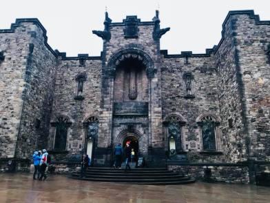 Edinburgh Castle interior