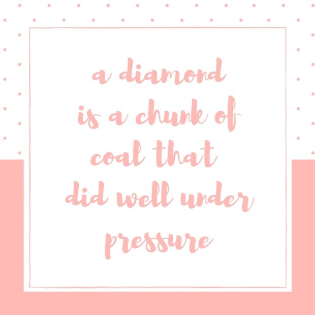 Diamond quote